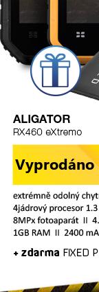 Aligator RX460 eXtremo 16GB