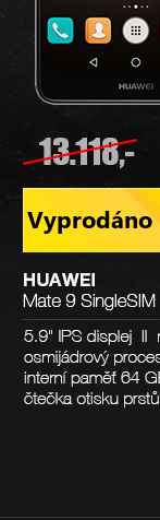 Huawei Mate 9 Single SIM