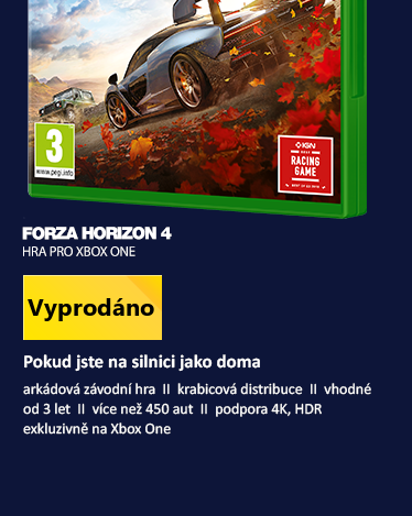 XONE Forza Horizon 4