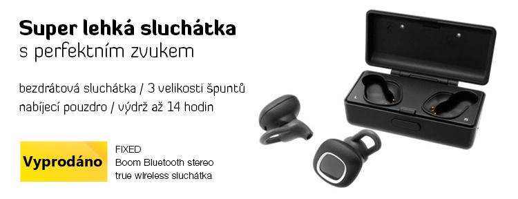 FIXED Boom Bluetooth stereo true wireless