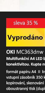 OKI MC363dnw
