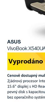 ASUS VivoBook X540UA-GQ010 černá