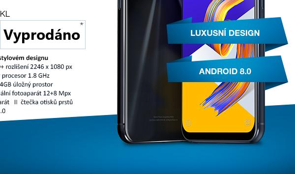 ASUS ZenFone 5 ZE620KL modrá