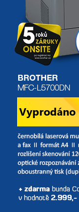 BROTHER laser MFC-L5700DN