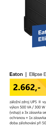 Eaton Ellipse Eco 500 FR