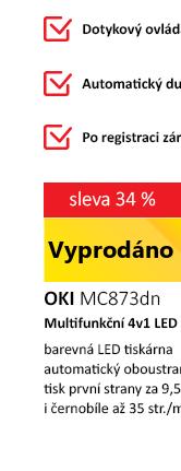 OKI MC873dn