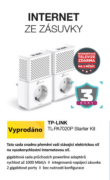 TP-LINK TL-PA7020P Starter Kit