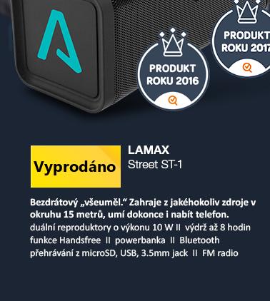 LAMAX Street ST-1 Beat
