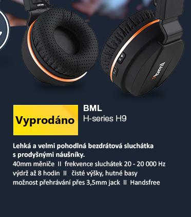 BML H-series H9 černá