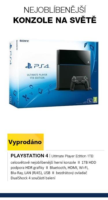 SONY PlayStation 4 Ultimate Player Edition 1TB CUH-2216B