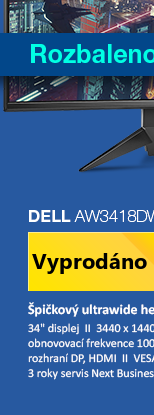 DELL AW3418DW Alienware