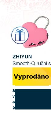 Zhiyun Smooth-Q ruční stabilizátor pro mobilní telefony