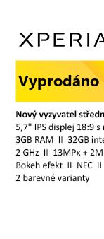 SONY Xperia L3 I4312 zlatá