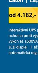 UPS Eaton Ellipse PRO