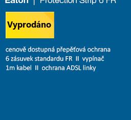 EATON Protection Strip 6 FR