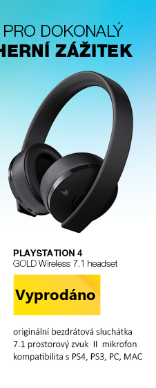PS4 GOLD Wireless