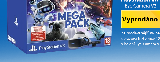 PlayStation VR V2 MEGA PACK