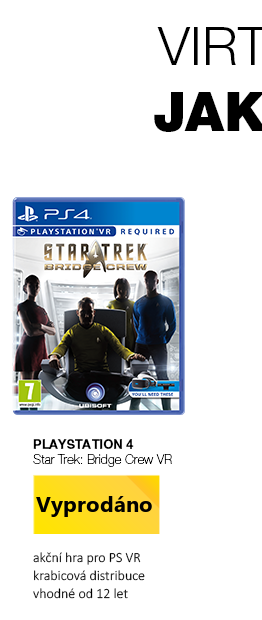 PSVR Star Trek: Bridge Crew VR