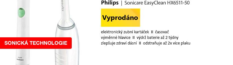 Philips Sonicare EasyClean HX6511-50