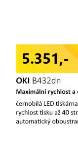 OKI B432dn