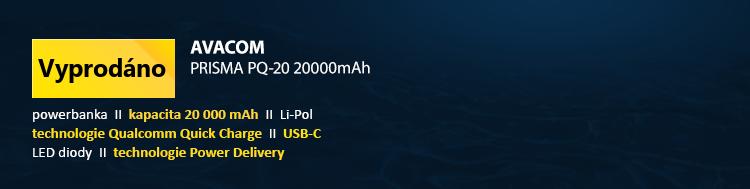 AVACOM PRISMA PD-20s 20000mAh