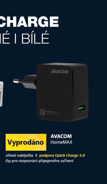 AVACOM HomeMAX černá
