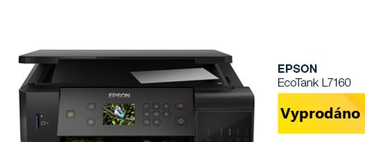 EPSON EcoTank L7160 černá