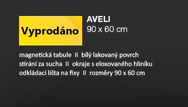AVELI 90x60 cm