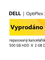 DELL OptiPlex 3020 SFF černá