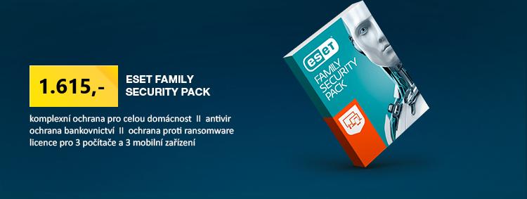 ESET FAMILY PACK