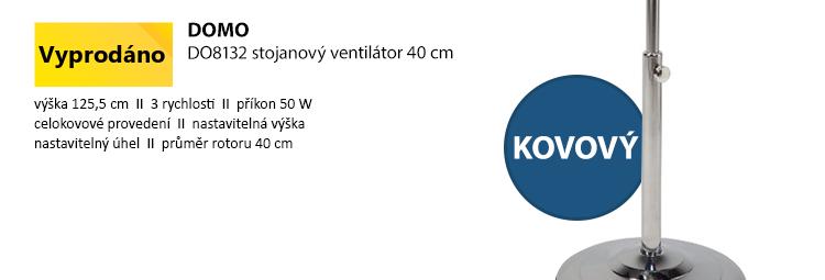 DOMO DO8132 stojanový ventilátor 40 cm