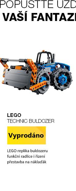 LEGO Technic Buldozer