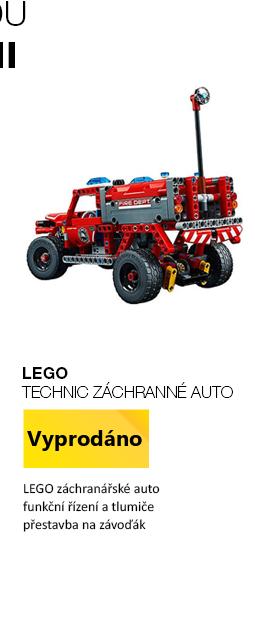 LEGO Technic Záchranné auto