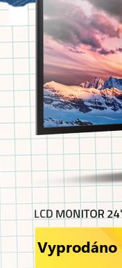 LCD Monitor 24 Samsung S24F350