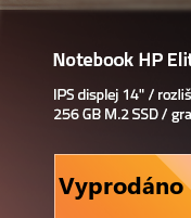 Notebook HP EliteBook 840 G6 stříbrná