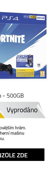Sony PlayStation 4 Slim - 500MB