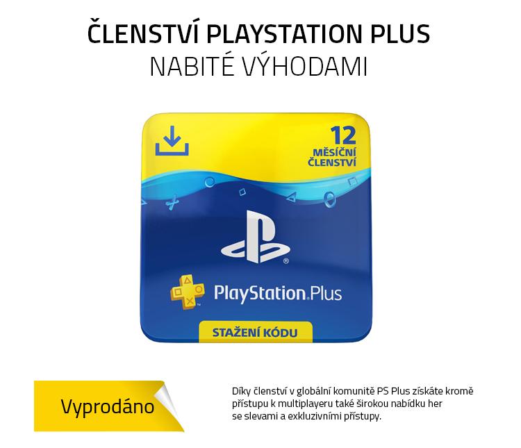 Členství PlayStation plus nabité výhodami