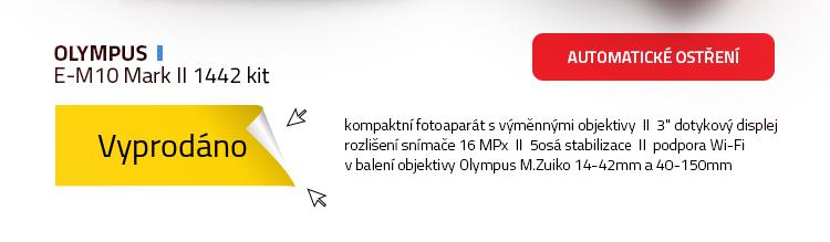 Olympus E-M10 Mark II 1442 kit