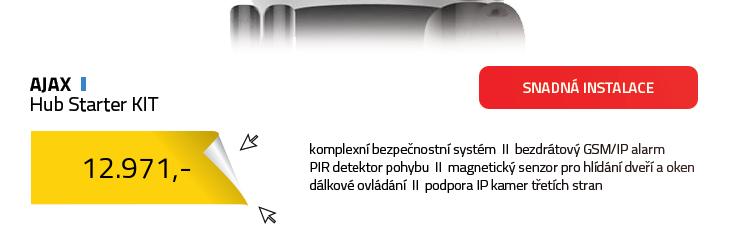 Ajax Hub Starter KIT