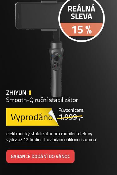 Zhiyun Smooth-Q ruční stabilizátor pro mobilní telefon