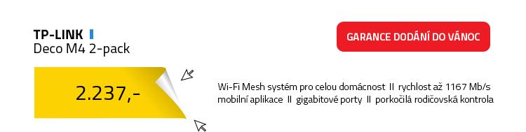 TP-LINK Deco M4 2-pack
