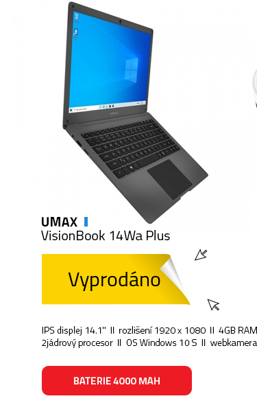 UMAX VisionBook 14Wa Plus