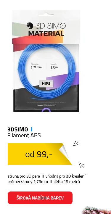 3DSIMO Filament ABS