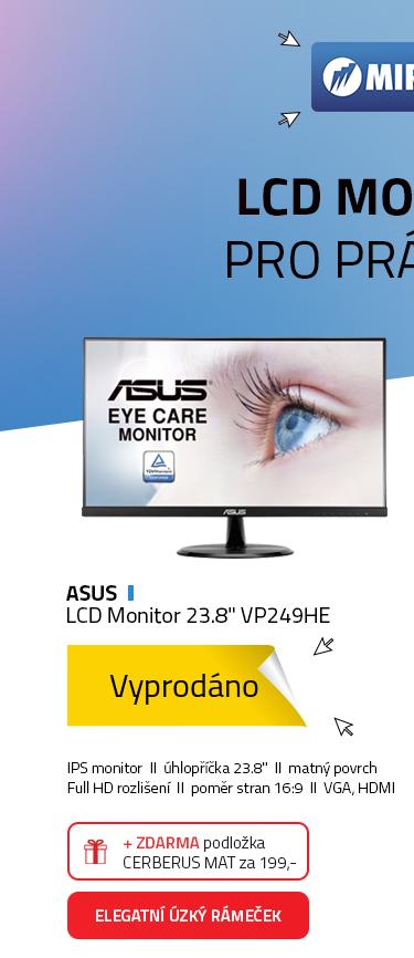 23.8'' ASUS VP249HE