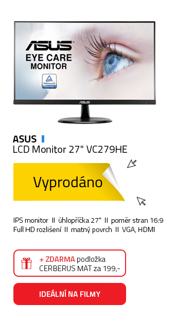 "27"" ASUS VC279HE"