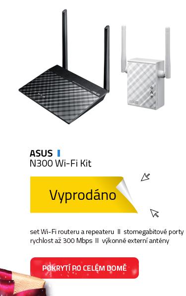ASUS N300 Wi-Fi Kit