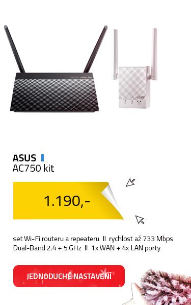 ASUS AC750 kit