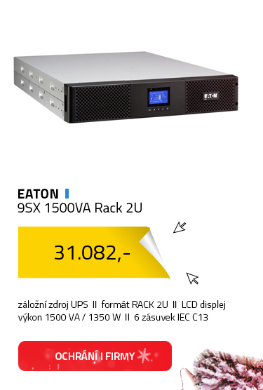 Eaton 9SX 1500VA Rack 2U
