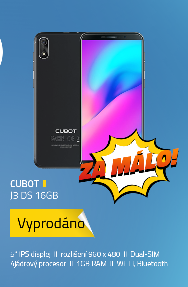 Cubot J3 DS 16GB