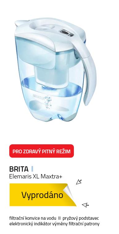Brita Elemaris XL Maxtra